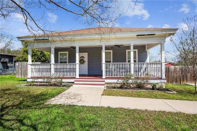 Bryan Single Family Home For Sale: 1004 East 27th Street