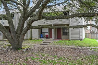College Station Condo/Townhouse For Sale: 1902 Dartmouth Street #L6