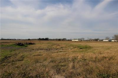 College Station, Bryan, Iola, Caldwell, Navasota, Franklin, Madisonville, North Zulch, Hearne Residential Lots & Land For Sale: 15463 Macey Road