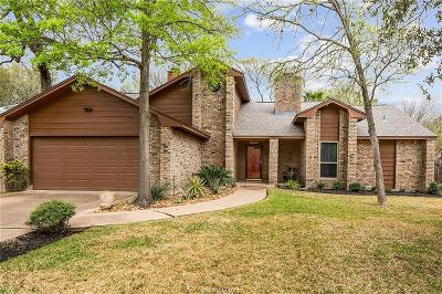 College Station Single Family Home For Sale: 8107 Bunker Hill Court