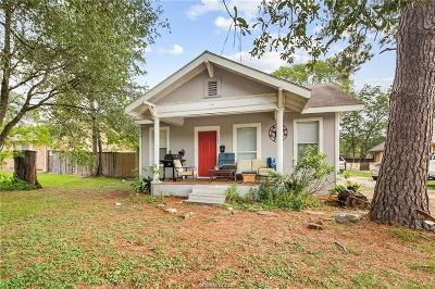 College Station Single Family Home For Sale: 503 Dexter Drive
