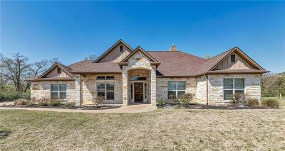 Bryan Single Family Home For Sale: 4699 River Garden Court