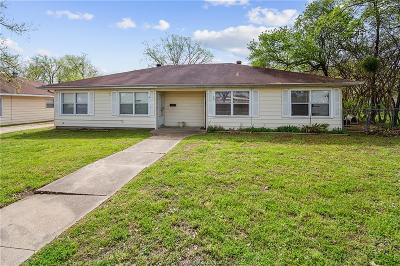 Brazos County Multi Family Home For Sale: 409 Sulphur Springs Road