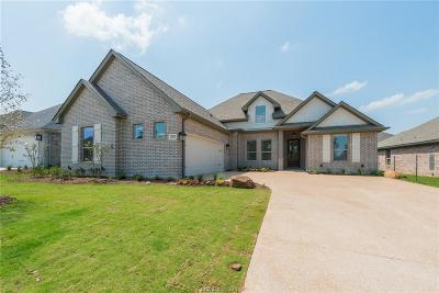 Brazos County Single Family Home For Sale: 2702 Wolveshire Lane