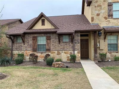 College Station Condo/Townhouse For Sale: 130 Armored