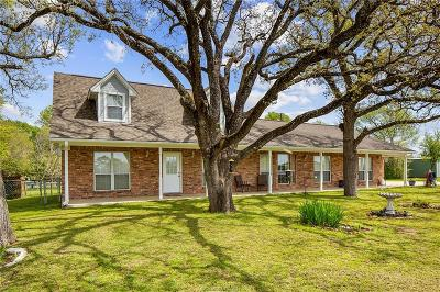 Brazos County Single Family Home For Sale: 5445 Silver Hill Road