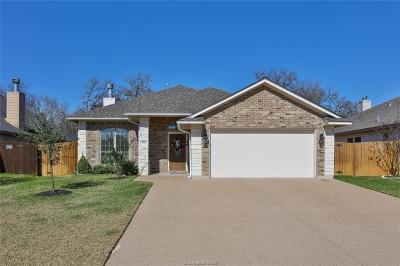 College Station Single Family Home For Sale: 949 Dove Landing
