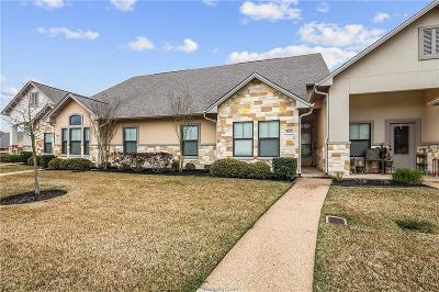 Brazos County Single Family Home For Sale: 3824 Blackhawk Lane