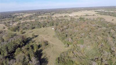 College Station, Bryan, Iola, Caldwell, Navasota, Franklin, Madisonville, North Zulch, Hearne Residential Lots & Land For Sale: Tbd Hwy 21