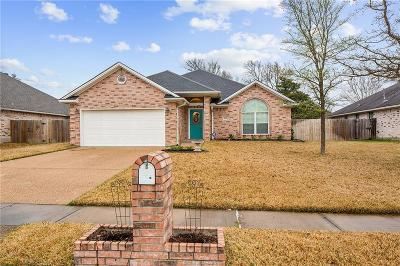 Bryan Single Family Home For Sale: 4408 Colony Chase Drive