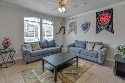 College Station Condo/Townhouse For Sale: 305 Holleman #1203