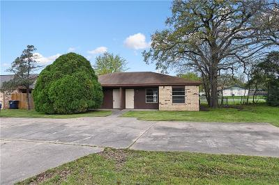 Brazos County Multi Family Home For Sale: 1405 Bermuda Court