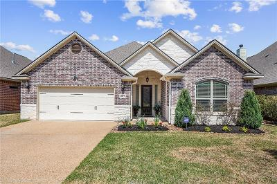 College Station Single Family Home For Sale: 4273 Rocky Rhodes Drive