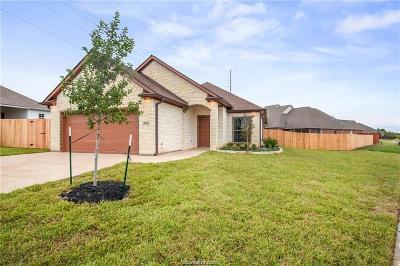 Bryan Single Family Home For Sale: 1922 Debbie Drive