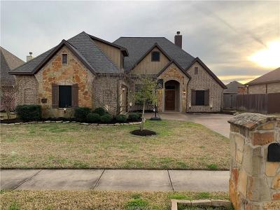 College Station TX Single Family Home For Sale: $354,900