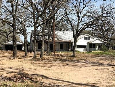 Bryan Single Family Home For Auction: 4607 North Texas
