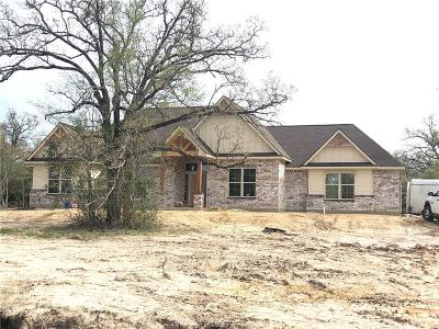 Brazos County Single Family Home For Sale: 2709 Thornberry Drive