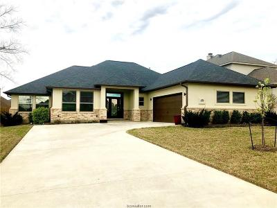 College Station Single Family Home For Sale: 2609 Cartington Court