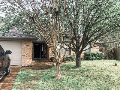 College Station Rental For Rent: 1805 Francis