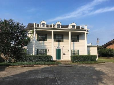 Bryan Commercial For Sale: 1512 Texas Avenue