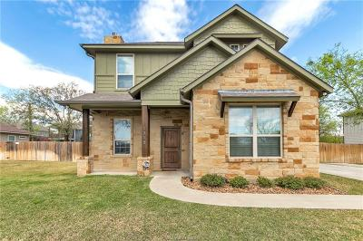 College Station Single Family Home For Sale: 1319 Foster Avenue