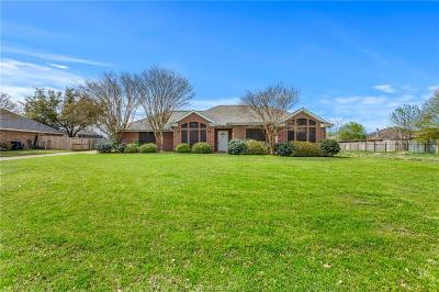 Brazos County Single Family Home For Sale: 2900 Durango Court
