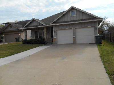 Bryan Single Family Home For Sale: 1575 Woodbine Court