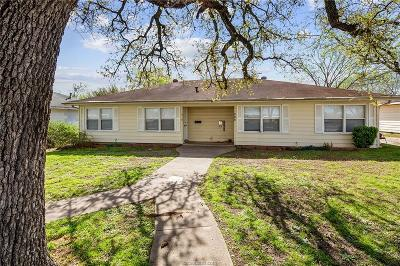 Brazos County Multi Family Home For Sale: 413 Sulphur Springs Road