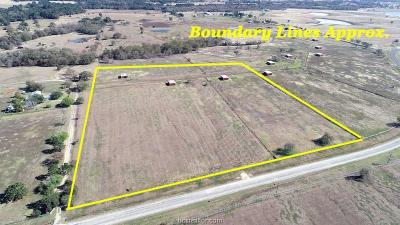 College Station, Bryan, Iola, Caldwell, Navasota, Franklin, Madisonville, North Zulch, Hearne Residential Lots & Land For Sale: 12487 Fm 362