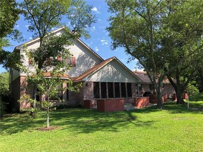 Bryan Single Family Home For Sale: 2711 Pinehurst