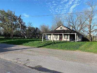 Grimes County Single Family Home For Sale: 259 South Main Street