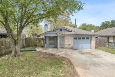 College Station Single Family Home For Sale: 1111 Buttercup