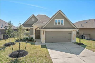 Brazos County Single Family Home For Sale: 15482 Baker Meadow Loop