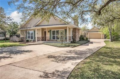 College Station Single Family Home For Sale: 307 Bolton Avenue