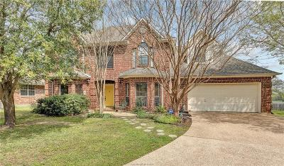 Brazos County Single Family Home For Sale: 4221 Bedford Court
