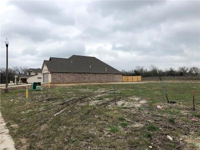 bryan Residential Lots & Land For Sale: 3510 Fairfax Green Drive
