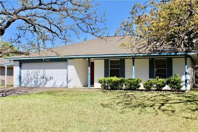 College Station Single Family Home For Sale: 1405 Austin Avenue