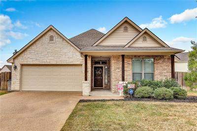 Brazos County Single Family Home For Sale: 4003 Merlemont Court
