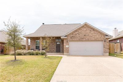 College Station TX Single Family Home For Sale: $269,000