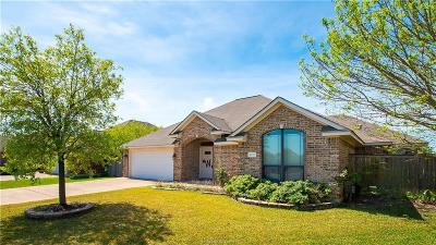 College Station Single Family Home For Sale: 4000 Rehel Drive