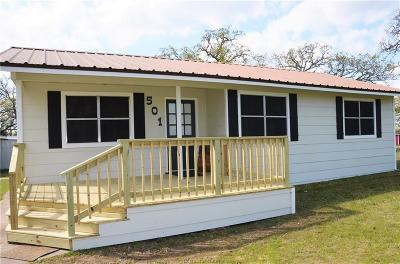 Burleson County Single Family Home For Sale: 501 Sweet Gum Lane