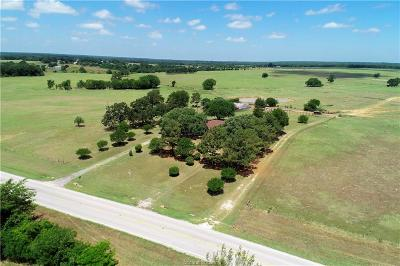 Robertson County Single Family Home For Sale: 8925 Fm 2954