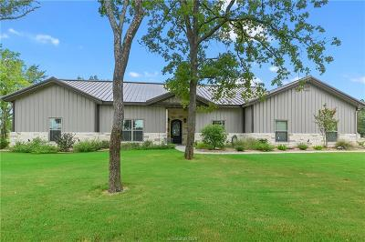 Bryan Single Family Home For Sale: 7829 Old Reliance Road