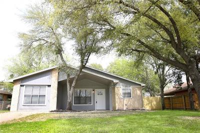 Bryan Single Family Home For Sale: 4509 Woodbend Drive