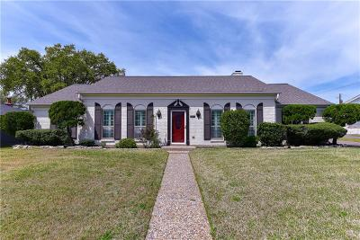 Bryan Single Family Home For Sale: 3818 Holly Drive