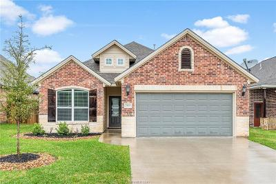 College Station Single Family Home For Sale: 2508 Leyla Lane