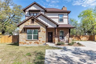 College Station Multi Family Home For Sale: 1303, 1315,1319 Foster Avenue