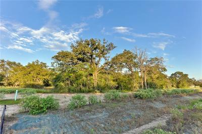 bryan Residential Lots & Land For Sale: 2705 Thornberry Drive