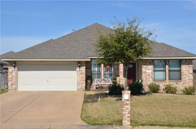 College Station TX Single Family Home For Sale: $279,900