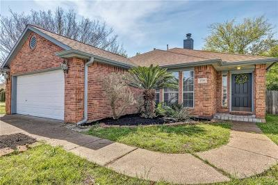 Bryan Single Family Home For Sale: 1715 Ibis Court